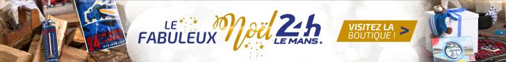 Boutique Noel 24 Heures du Mans