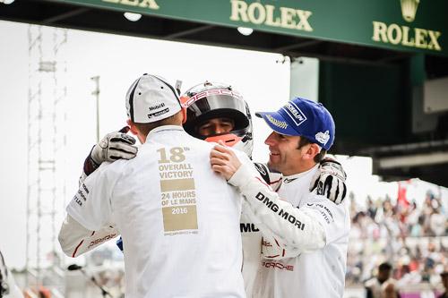 Vainqueurs 24 Heures du Mans 2017